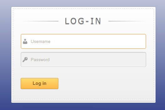 SquirrelMail Login Page Custom