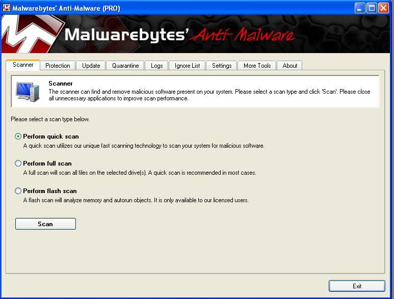 malwarebytes startup - menghilangkan virus malware